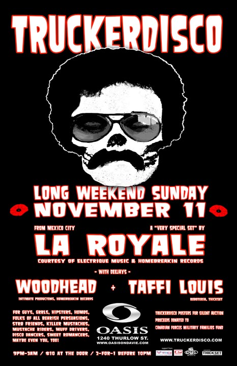 truckerdisco nov11 la royale