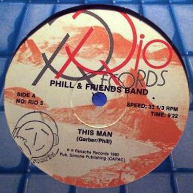 Phill &Friends Band - This Man