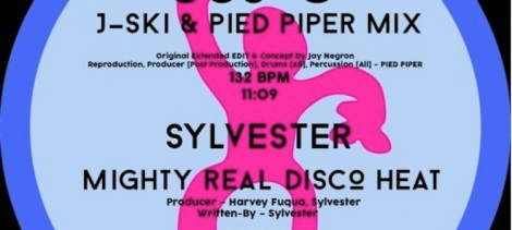 mighty real disco heat jski pied piper